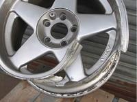 Ремонт правка литых и кованых дисков