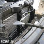 Мойка радиаторов